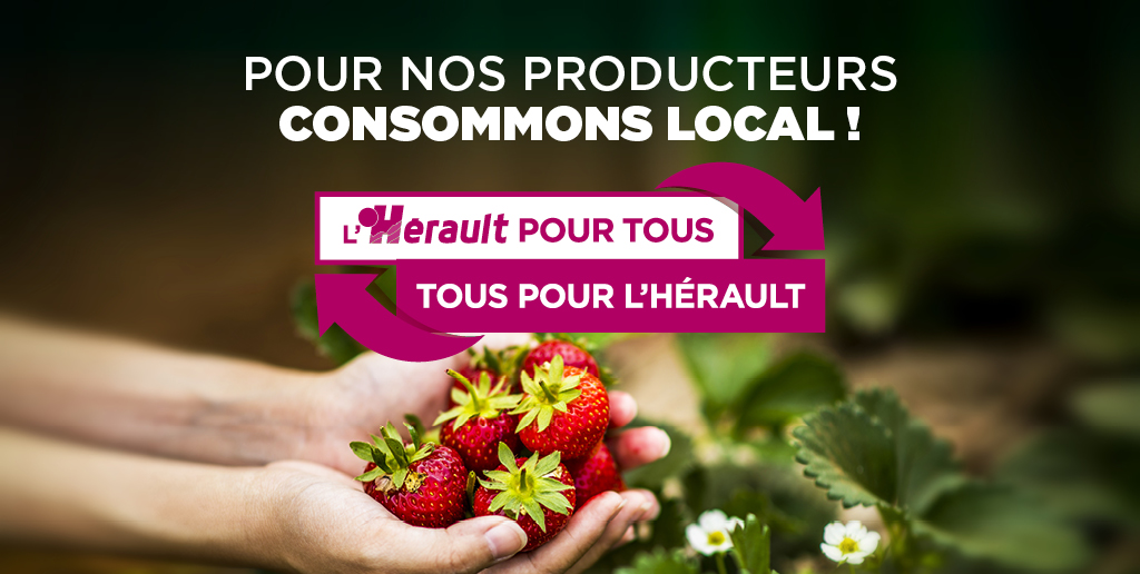 Consommons local - département de l'Hérault